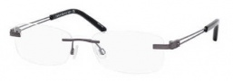 Tommy Hilfiger 1098 Eyeglasses Sunglasses - 0R80 Semi Matte Dark Ruthenium