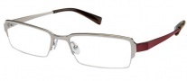 Modo 4015 Eyeglasses Eyeglasses - Silver