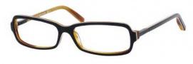 Tommy Hilfiger 1064 Eyeglasses Eyeglasses - 0UNO Black White Horn