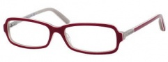 Tommy Hilfiger 1064 Eyeglasses Eyeglasses - 0VDD Red White Green