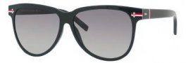 Tommy Hilfiger 1083/S Sunglasses Sunglasses - 0CHP Green / DX Dark Gray Shaded Lens