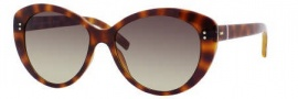 Tommy Hilfiger 1084/S Sunglasses Sunglasses - 0WFS Light Havna / ED Brown Gradient Lens