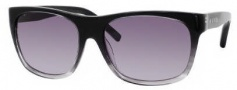 Tommy Hilfiger 1085/S Sunglasses Sunglasses - 0E4S Black Gray Striated / EU Gray Gradient Lens