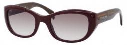 Tommy Hilfiger 1088/S Sunglasses Sunglasses - 0WGT Opal Burgundy / JS Gray Gradient Lens
