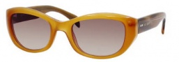 Tommy Hilfiger 1088/S Sunglasses Sunglasses - 0WGR Opal Honey / ED Brown Gradient Lens