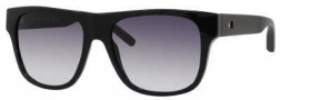 Tommy Hilfiger 1090/S Sunglasses Sunglasses - 0BIL Shiny Black / JJ Gray Gradient Lens