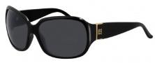 Givenchy SGV696 Sunglasses Sunglasses - Z42 Black / Smoke Lens