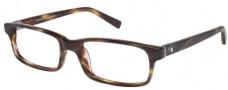Modo 6024 Eyeglasses Eyeglasses - Brown Horn