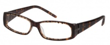 Modo 5001 Eyeglasses Eyeglasses - Light Brown Lines