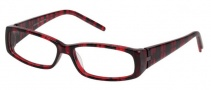 Modo 5001 Eyeglasses Eyeglasses - Red Lines