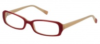 Modo 5016 Eyeglasses Eyeglasses - Red Cream