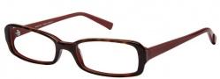 Modo 5016 Eyeglasses Eyeglasses - Tortoise Red