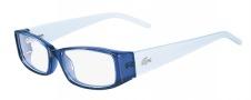 Lacoste L2607 Eyeglasses Eyeglasses - 424 Blue