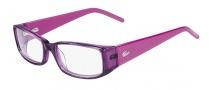 Lacoste L2607 Eyeglasses Eyeglasses - 513 Purple