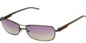 Tag Heuer Automatic Vintage 0885 Sunglasses Sunglasses - 115 Dark Brown - Blue Sky Temple / Brown Gradient Photochromic Lens