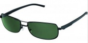 Tag Heuer Automatic Vintage 0885 Sunglasses Sunglasses - 311 Black - Black Temple / Green Precision Lens