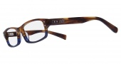 Nike 7200 Eyeglasses  Eyeglasses - 217 Tortoise / Crystal Blue