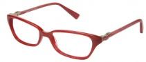 Modo 6005 Eyeglasses Eyeglasses - Red Red Stripe