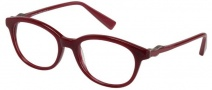 Modo 6006 Eyeglasses Eyeglasses - Red Stripe