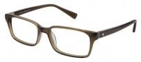 Modo 6008 Eyeglasses Eyeglasses - Olive Crystal