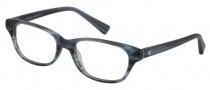 Modo 6009 Eyeglasses Eyeglasses - Blue Horn