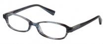 Modo 6010 Eyeglasses Eyeglasses - Blue Horn
