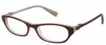 Modo 6011 Eyeglasses Eyeglasses - Eggplant Cream