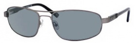 Carrera X-cede 7002/S Sunglasses Sunglasses - 1R6P Ruthenium / RT Gray Flash Polarized Lens