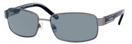 Carrera X-cede 7003/S Sunglasses Sunglasses - 1R6P Ruthenium / RT Gray Flash Polarized Lens