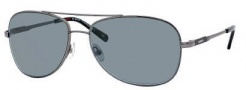 Carrera X-cede 7004/S Sunglasses Sunglasses - KJ1P Dark Ruthenium / RT Gray Flash Polarized Lens