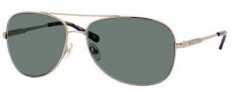 Carrera X-cede 7004/S Sunglasses Sunglasses - J5GP Gold / RZ Green Polarized Lens