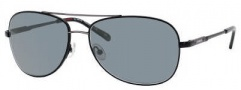 Carrera X-cede 7004/S Sunglasses Sunglasses - 3I6P Matte Black / RT Gray Flash Polarized Lens