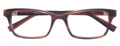 Modo 6019 Eyeglasses Eyeglasses - Red Stripe