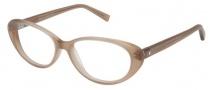 Modo 6021 Eyeglasses Eyeglasses - Taupe Crystal