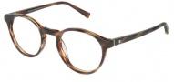 Modo 6023 Eyeglasses Eyeglasses - Brown Horn