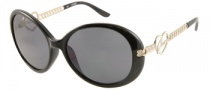 Guess GU 7107 Sunglasses Sunglasses - BLK-3: Black