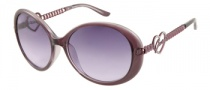 Guess GU 7107 Sunglasses Sunglasses - PUR-58 Purple Crystal