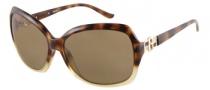 Guess GU 7130 Sunglasses Sunglasses - TOIV-1: Tortoise / Ivory
