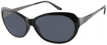 Guess GU 7104 Sunglasses Sunglasses - BLK-3: Black