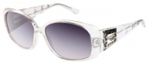 Guess GU 7141 Sunglasses Sunglasses - CL-35: Clear