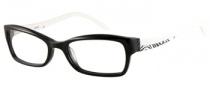 Guess GU 2261 Eyeglasses  Eyeglasses - BLKWHT: Black