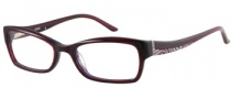 Guess GU 2261 Eyeglasses  Eyeglasses - PUR: Purple W/ Satin Gunmetal