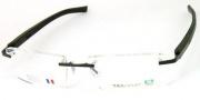 Tag Heuer Trends Rubber 8110 Eyeglasses Eyeglasses - 001 Matte Black / Black