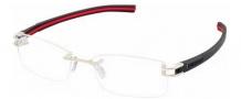 Tag Heuer Track S 7645 Eyeglasses  Eyeglasses - 002 Black / Red