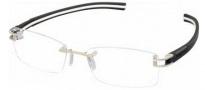 Tag Heuer Track S 7645 Eyeglasses  Eyeglasses - 003 Black / White
