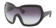 Prada PR 05OS Sunglasses Sunglasses - 1AB3M1 Black / Gray Gradient