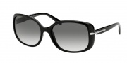 Prada PR 08OS Sunglasses Sunglasses - 1AB0A7 Black / Gray Gradient