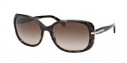 Prada PR 08OS Sunglasses Sunglasses - 2AU6S1 Havana / Brown Gradient