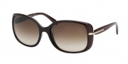 Prada PR 08OS Sunglasses Sunglasses - IAD6S1 Bordeaux Gradient / Red Brown Gradient