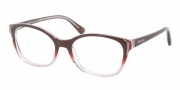 Prada PR 13OV Eyeglasses Eyeglasses - ZXM1O1 Cherry Gradient